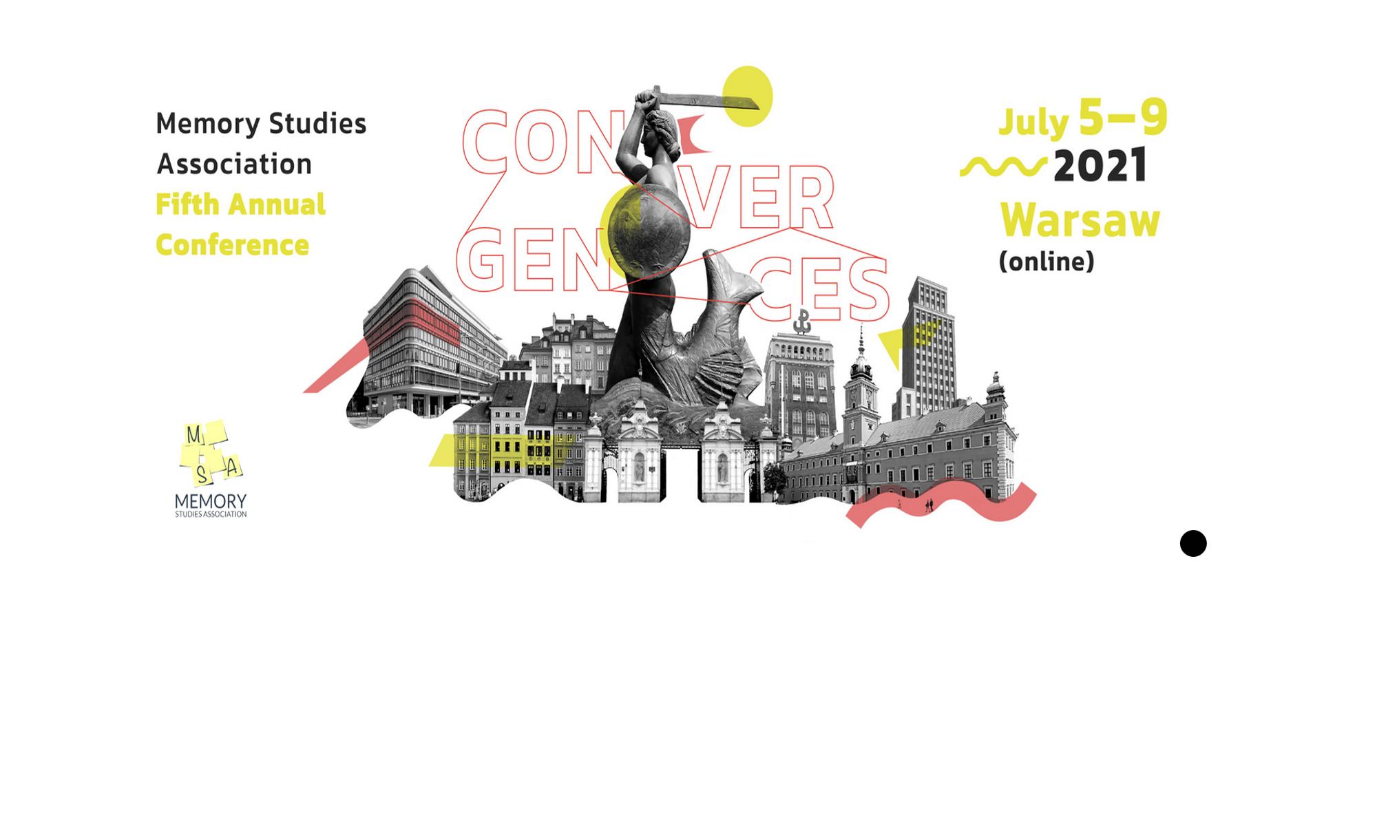 Logo MSA Conference Warsaw 2021